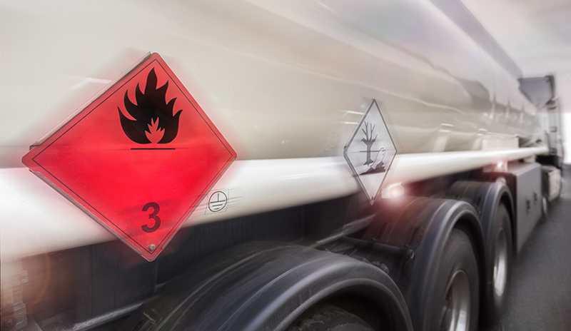Consulenza Trasporto Merci Pericolose