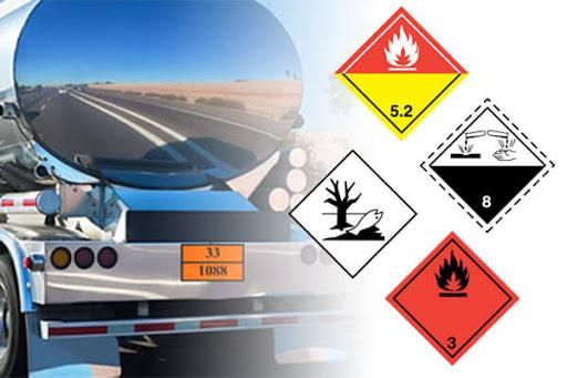 introduzione trasporto merci pericolose